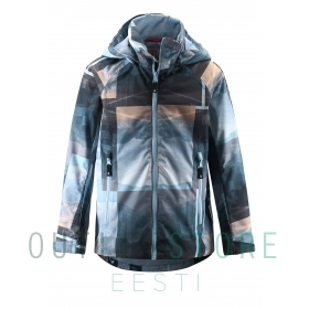 Reimatec jacket, Holm Soft black,128 cm