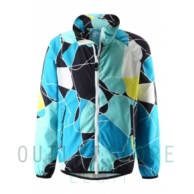 Reima Windbreaker Medvind Blue sea, size 128 cm