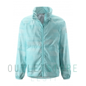 Windbreaker, Boijas Light turquoise,128 cm