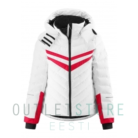Reima winter jacket Austfonna White, size 140 cm
