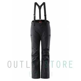 Reimatec winter pants Vuo Black, size 140 cm