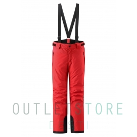 Reimatec® winter pants TAKEOFF Tomato red