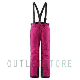 Reimatec® winter pants TAKEOFF Raspberry pink