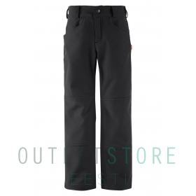 Reima softshell pants MIGHTY Black