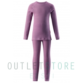Reima merino thermal set KINSEI Light violet
