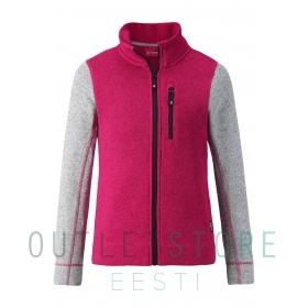 Reima fleese jacket MAARET Raspberry pink