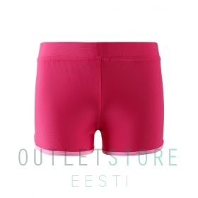 Swimming trunks, Dominica Berry pink,128 cm
