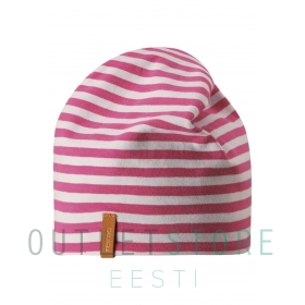 Reima reversible beanie TANSSI Candy pink