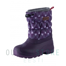 Reima winter boots IVALO  Deep violet