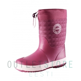 Reima Kids rubber wellington boots Loitsu Dark berry