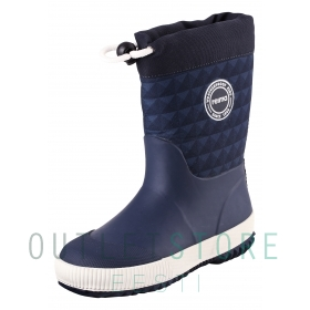 Reima Kids rubber wellington boots Loitsu Navy