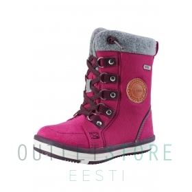 Reimatec® winter boots FREDDO Cranberry pink