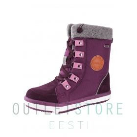 Reimatec® winter boots FREDDO Deep purple
