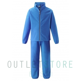 Lassie fleece set Saarni Bright blue