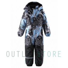 Lassie winter overall Siiko Sky blue