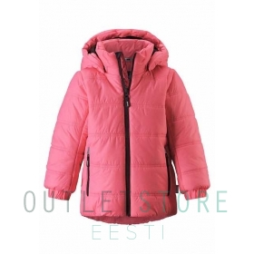 Lassie winter jacket TUILA Strawberry red
