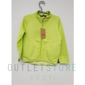 Reima sweater Klippe Lime green, size 104 cm