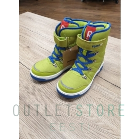 Reimatec talvesaapad, Quicker Lime green, suurus 32