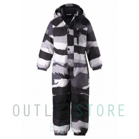 Lassietec winter overall Oulas Black