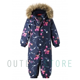 Reimatec® winter overall LOUNA Navy