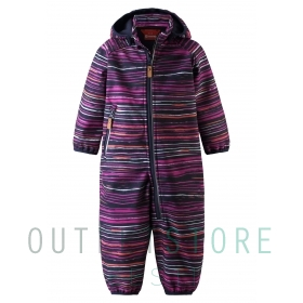Reima softshell overall KOTILO Deep purple