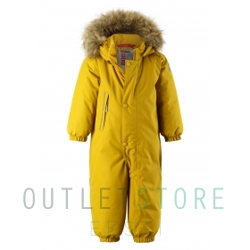 Reimatec® winter overall GOTLAND Dark yellow