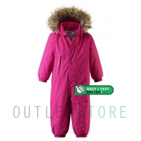 Reimatec® winter overall GOTLAND Raspberry pink