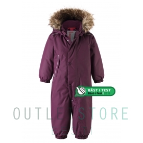 Reimatec® winter overall GOTLAND Deep purple