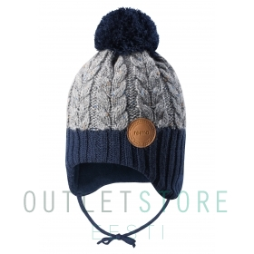 Reima winter beanie PAKKAS Navy