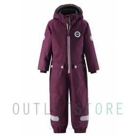 Reimatec light insulated spring overall SEVETTI Deep purple