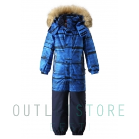 Reimatec® winter overall KIPINA Blue