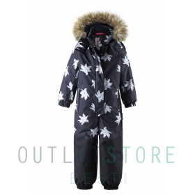 Reimatec winter overall OULU Black