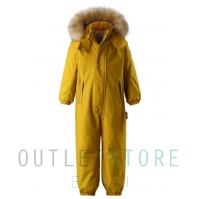 Reimatec® winter overall STAVANGER Dark yellow