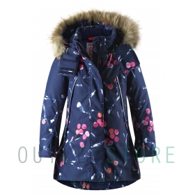 Reimatec winter jacket Muhvi Navy