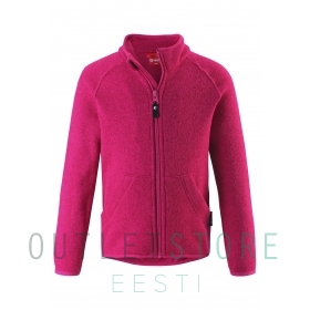 Reima fleese jacket HOPPER Raspberry pink