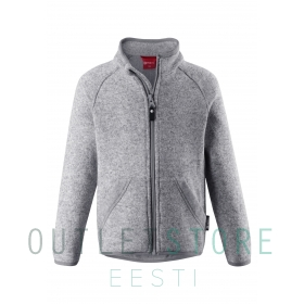 Reima fleese jacket HOPPER Melange grey