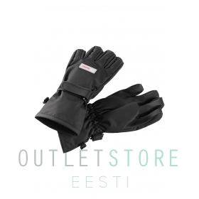 Reimatec® waterproof spring gloves PIVO Black