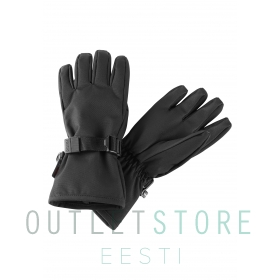 Reimatec winter gloves TARTU Black