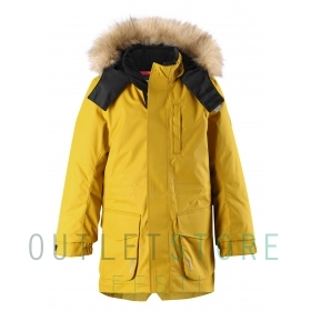 Reimatec® winter jacket NAAPURI Dark yellow