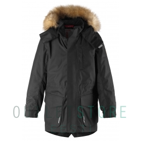 Reimatec® winter jacket NAAPURI Black