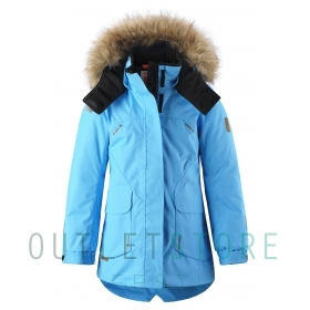 Reimatec® winter jacket SISARUS Icy blue