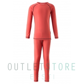 Reima base layer set LANI Bright salmon