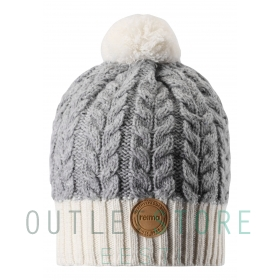 Reima winter beanie POHJOLA White