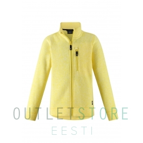 Reima fleese jacket MAARET Lemon yellow
