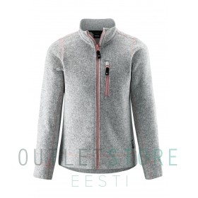 Reima fleese jacket MAARET Melange grey