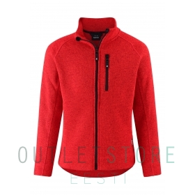 Reima fleese jacket MICOUA Tomato red