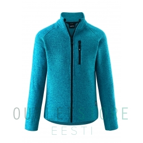 Reima fleese jacket MICOUA Soft cyan