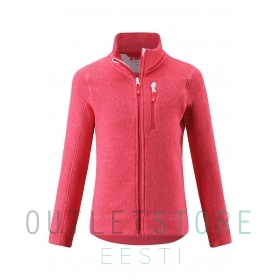Reima fleese jacket MAARET Strawberry red