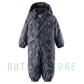 Reimatec winter overall Bjorn Black