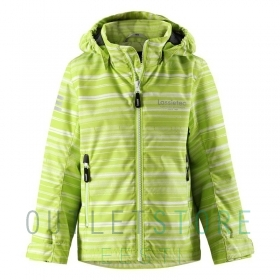 Lassietec spring jacket MUISTO Lime